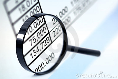 Magnifier over Figures