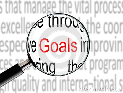 Magnifying on Word Goals