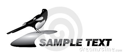 Magpie logotype