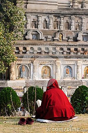 Mahabodhy Temple. India