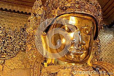 Mahamuni Buddha, mandalay
