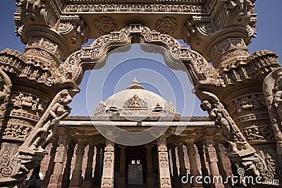 Mahavira Temple - Osian near Jodhpur - India