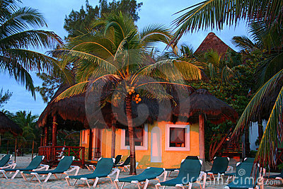 Mahekal Resort in Playa del Carmen - Mexico