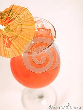 mai tai cocktail with umbrella - photo #8
