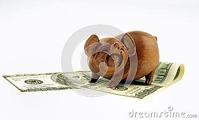 Maiali e soldi