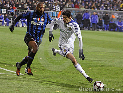 Maicon and Gerson Magrao Editorial Stock Photo