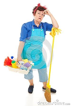 Maid Hates Her Job