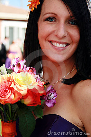 Free Maid Of Honor Royalty Free Stock Photography - 11003137