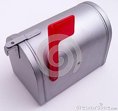 Free Mail Box Royalty Free Stock Photos - 24264358