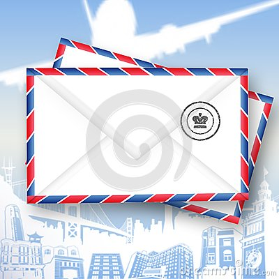 Mail Icon (With Clipping Path)