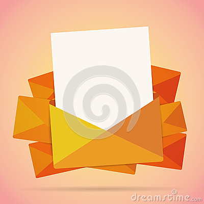 Mail Letter Copyspace Background