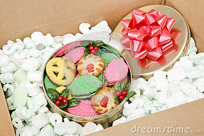 Mail Order Christmas Cookies