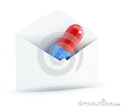 Mail pills