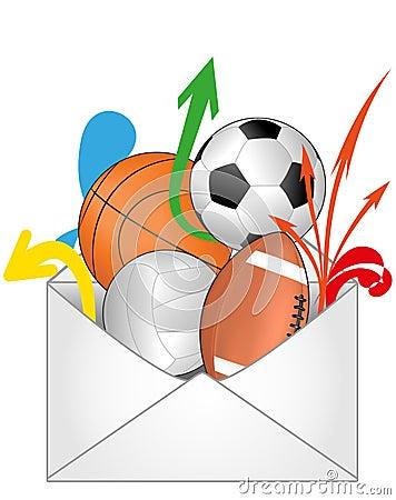 Mail sport