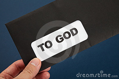 Mail to God