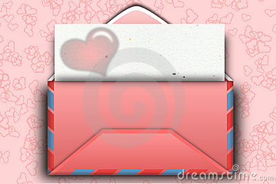 Mail for Valentine day