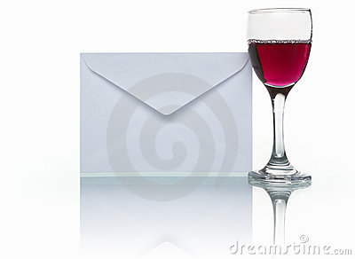 Mail and wine