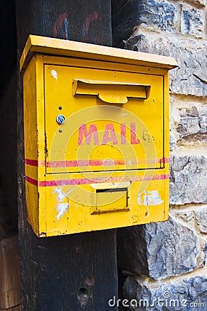 Free Mailbox Royalty Free Stock Image - 3202036