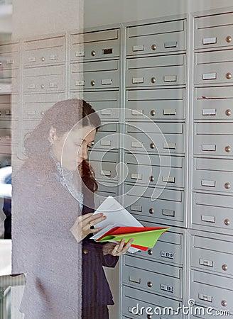Mailbox check