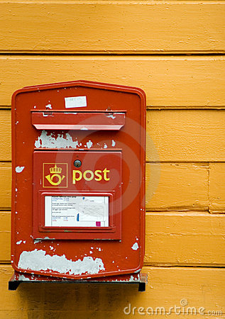 Free Mailbox In Norway Stock Images - 2991164