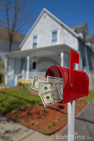 Mailbox Money Stock Photos, Images, & Pictures - 283 Images