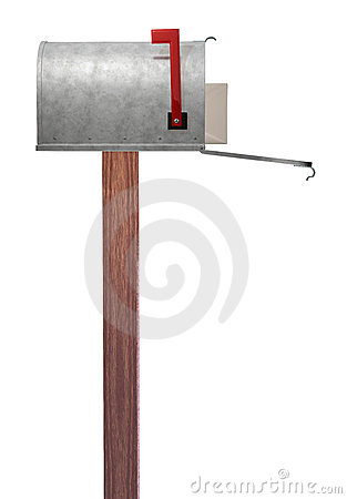 Free Mailbox Side View Stock Photos - 1584253