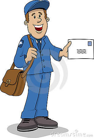 Mailman Royalty Free Stock Image - Image: 12265846