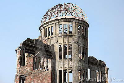 Main Building A-Bomb Dome Hiroshima