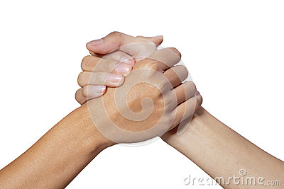 Main d associé