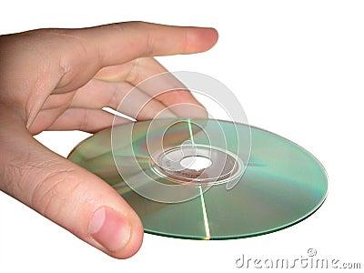 Main et CD