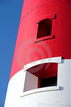 Free Main Red And White Lighthouse On Portland Near Weymouth In Dorset Royalty Free Stock Photo - 1942755