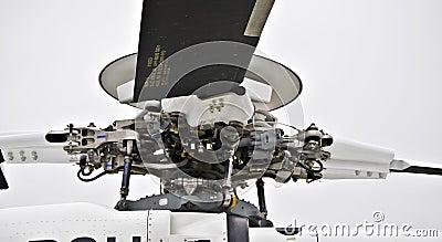 Main Rotor Assembly - Hub