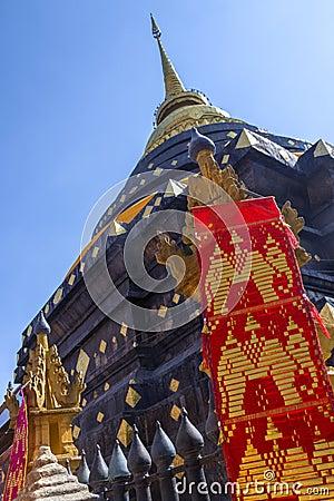 Wat Phra That Lampang Luang - Thailand