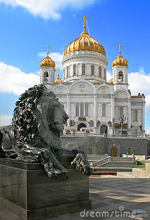 Free Main Temple To Russia Stock Image - 1524921