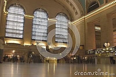 Main Terminal at Grand Central