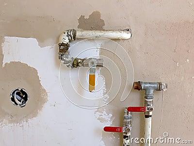 Main valves