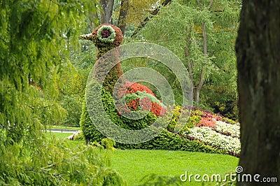 Mainau Botanical Gardens Editorial Stock Image Image 30716309