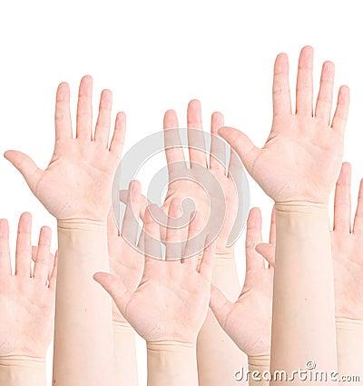 Mains augmentées