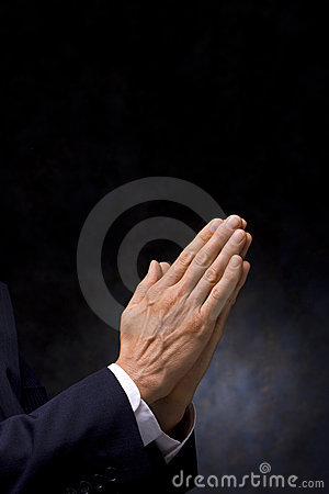 Mains de prière