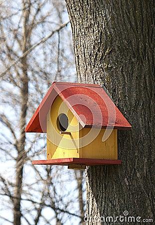 Maison d oiseau