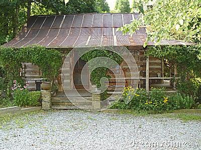 Maison de logarithme naturel