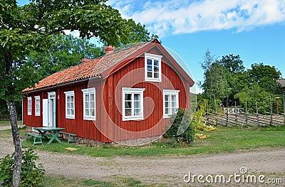 Maison scandinave - Maison bois scandinave ...
