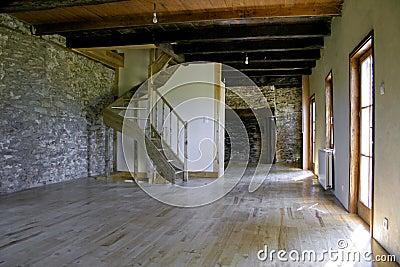 Maison en pierre r nov e photographie stock libre de droits image 4390437 - Comment renover une vieille maison ...