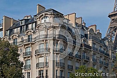 Maison parisienne images stock image 36096334 - Maison parisienne ...