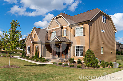 Maison suburbaine classieuse