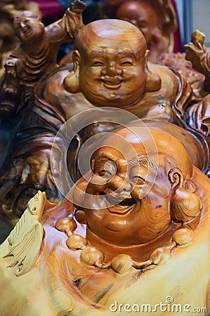 Maitreya Buddha Editorial Stock Image
