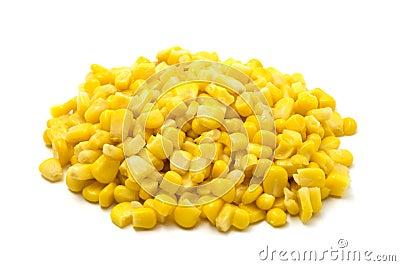Maize kernels