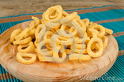 Maize rings