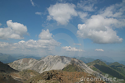 Majestic Alpine Landscape Stock Photo - Image: 22755890