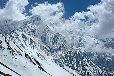 Majestic Himalayan range
